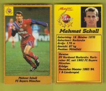 Bayern Munich Mehmet Scholl Germany 75